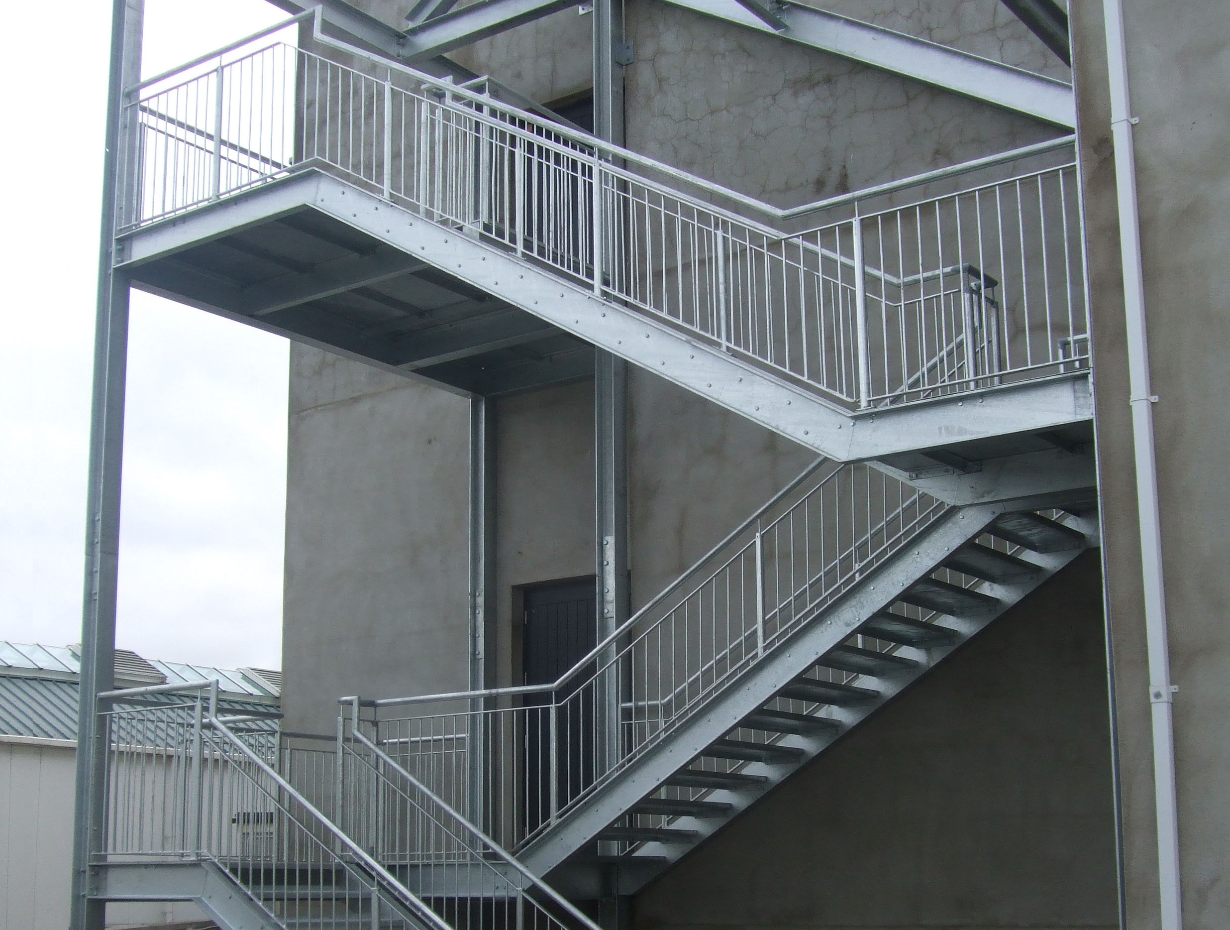 Specialist Staircases Services in Northern Ireland - EF Engineering
