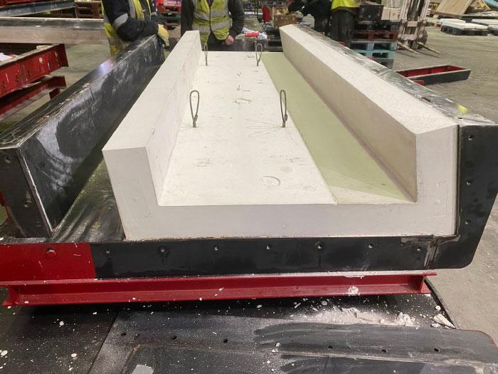 Precast Concrete Mouldings Supplier in Banbridge, Northern Ireland - EF Engineering