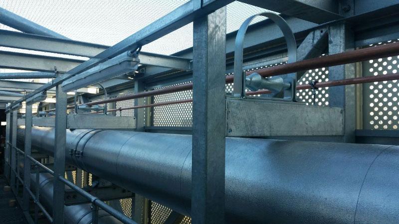 Structural Steelwork Services in Banbridge, Northern Ireland - EF Engineering